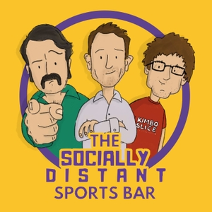 The Socially Distant Sports Bar by Nata Media