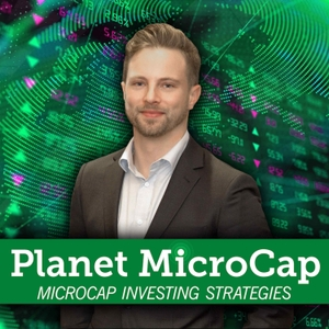 Planet MicroCap Podcast | MicroCap Investing Strategies by StockNewsNow.com