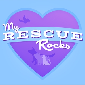 My Rescue Rocks with Rebekah Nemethy by Rescue stories about animals who rock! Where rescuers get the microphone to