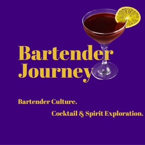 Bartender Journey - Cocktails. Spirits. Bartending Culture. Libations for your Ears. by Brian Weber is a Professional Bartender and Cocktail & Spirit Enthusiast.