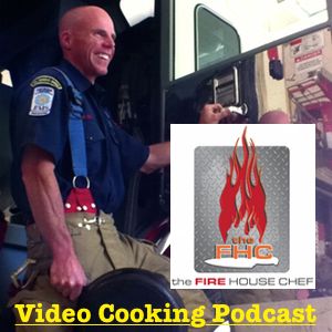 The Fire House Chef by Ryan McKay