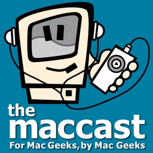 MacCast - For Mac Geeks, by Mac Geeks by Adam Christianson (Mac Geek)