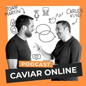 Caviar Online: Comunicación y Marketing Digital by MarfiCom