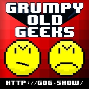 Grumpy Old Geeks by Jason DeFillippo & Brian Schulmeister with Dave Bittner