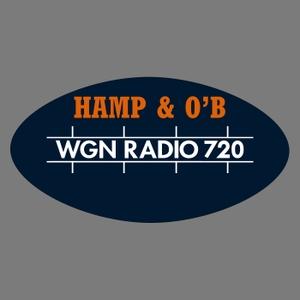 Hamp and O'B by wgnradio.com