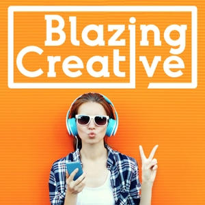 Blazing Creative by Meghan Maydel & Steph Schertz
