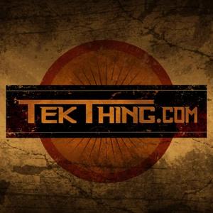 TekThing Video Feed - TEKTHING by Patrick Norton