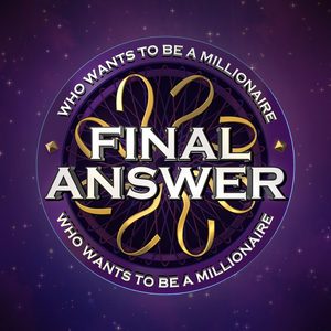 Final Answer: the official Who Wants to be a Millionaire Podcast by Sony Pictures Television