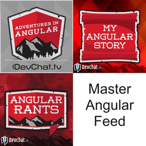 All Angular Podcasts by Devchat.tv by DevChat.tv