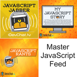 All JavaScript Podcasts by Devchat.tv by DevChat.tv