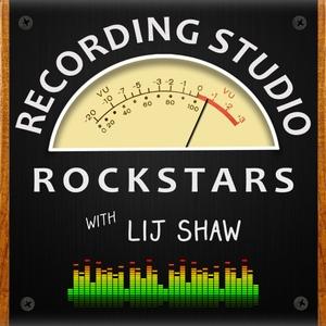 Recording Studio Rockstars by Lij Shaw