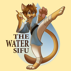 The Water Sifu by Ty Whitman