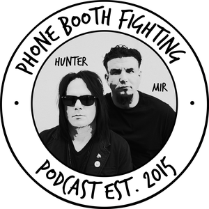 Phone Booth Fighting MMA by Frank Mir, Richard Hunter