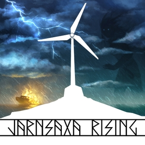 Jarnsaxa Rising by 6630 Productions