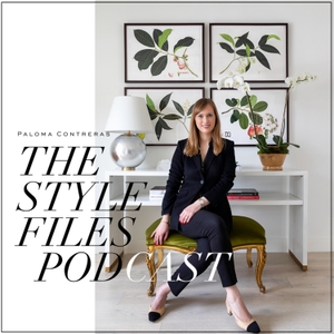 The Style Files: Conversations with Creatives by Paloma Contreras