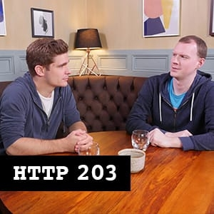 HTTP 203 by Paul Lewis & Jake Archibald