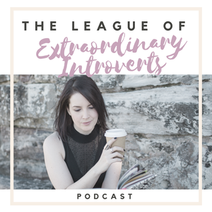 League of Extraordinary Introverts by Katherine Mackenzie-Smith