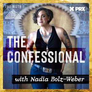 The Confessional with Nadia Bolz-Weber by The Confessional with Nadia Bolz-Weber