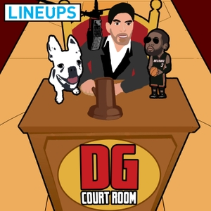 DG Courtroom DFS Fantasy Basketball Podcast by Lineups