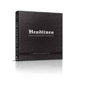 Headlines by David Lichtenstein