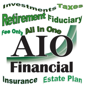 AIO Financial Advisors Fee Only Fiduciary by Bill Holliday