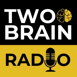 Two-Brain Radio by Chris Cooper