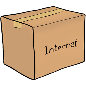 Internet Box by Internet Box Crew