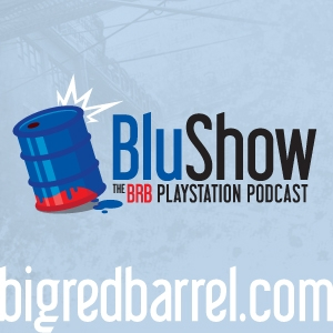 Playstation Podcast – Big Red Barrel by BigRedBarrel.com