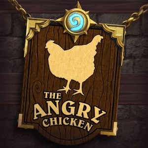 "The Angry Chicken: A Hearthstone Podcast by Garrett Weinzierl, Jocelyn Moffett, and William ""Dills"" Gregory"