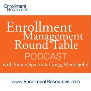 Enrollment Management Round Table Podcast by Enrollment Resources