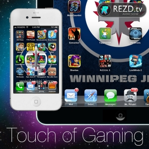 Touch of Gaming by REZD.tv