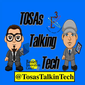 TOSAs Talking Tech's Podcast by Unknown