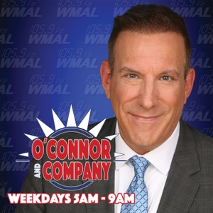 The Larry O'Connor Show by Cumulus Media Washington DC