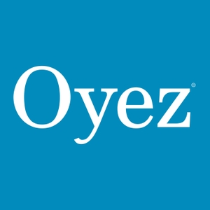 U.S. Supreme Court Opinion Announcements by Oyez
