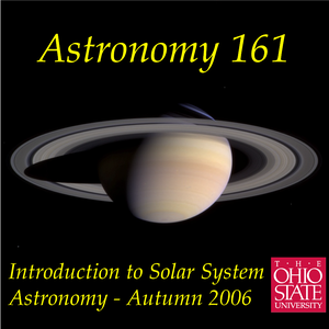Astronomy 161 - Introduction to Solar System Astronomy by Richard Pogge