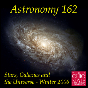 Astronomy 162 - Stars, Galaxies, & the Universe by Richard Pogge