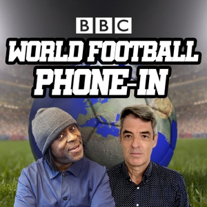 5 Live's World Football Phone-in by BBC Radio 5 live