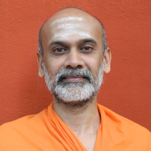Guided Meditation by Swami Guruparananda