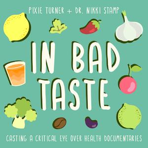 In Bad Taste by Pixie Turner and Nikki Stamp