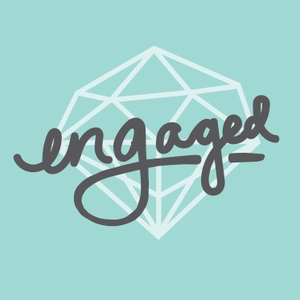 Engaged, an authentic wedding planning podcast by Kali Edwards