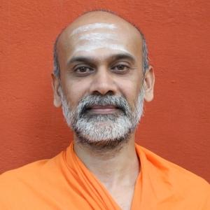 Meditation by Swami Guruparananda