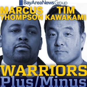 Warriors Plus/Minus by Warriors Plus/Minus
