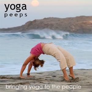 Podcast – Yoga Peeps by Lara Cestone