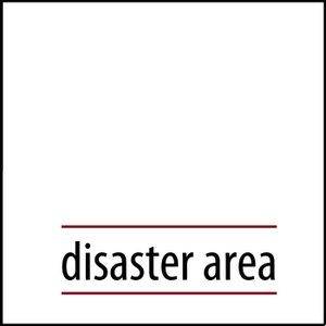 Disaster Area by Jennifer Matarese