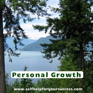 Personal Growth by Self-help For Your Success