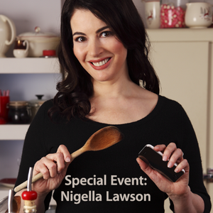 Special Event: Nigella Lawson by iTunes