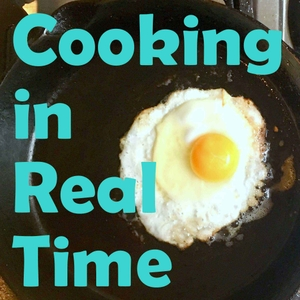 Cooking in Real Time by Zora ONeill