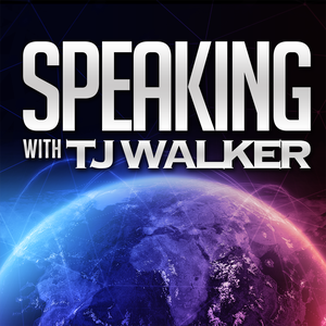 Speaking with TJ Walker - How great leaders communicate through the media, public speeches, presentations and the spoken word by Public speaking expert TJ Walker