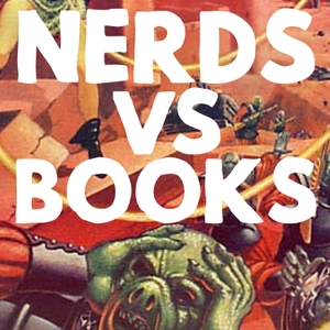 Nerds VS Books: Sci Fi & Fantsay Book Review Podcast.
