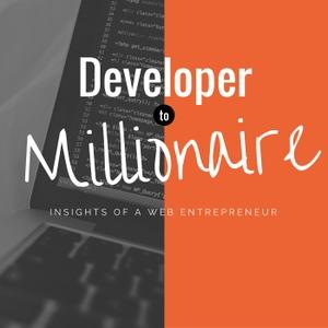 Developer To Millionaire - WordPress Entrepreneurs and More by Jonathan Perez